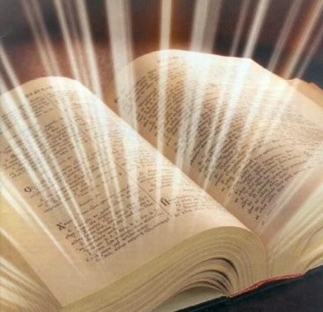 Все Писання - надхненне Богом і корисне, щоб навчати, докоряти, направляти, виховувати у справедливості, щоб Божий чоловік був досконалий, до всякого доброго діла готовий. (Друге послання до Тимотея 3:16-17)