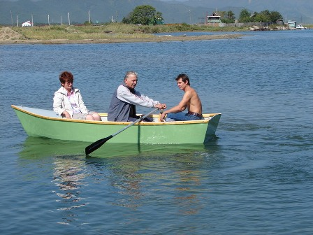 притча трое в лодке