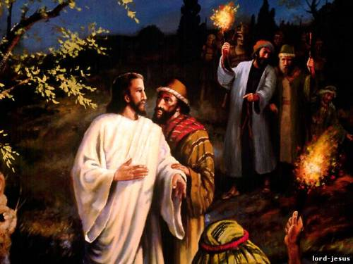лучше нам, чтобы один человек умер за людей, нежели чтобы весь народ погиб (Евангелие от Иоанна 11:50) предательство Иуды Искариота Иисуса