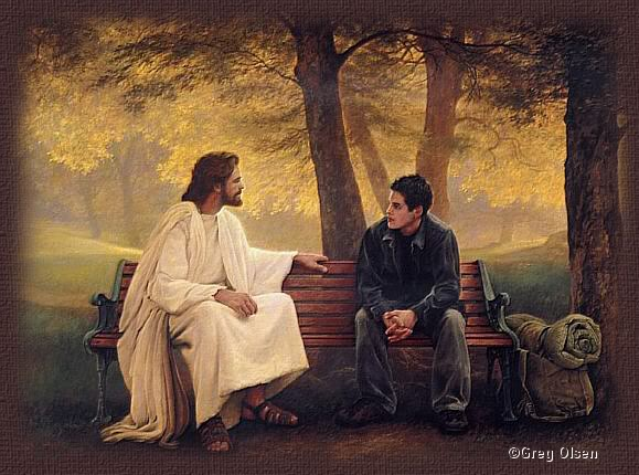 Слушайте Бога дети